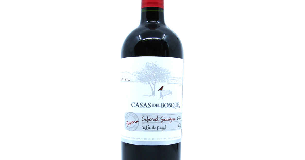 Casas Del Bosque Cabernet Sauvignon Reserva Wijnhuis Online