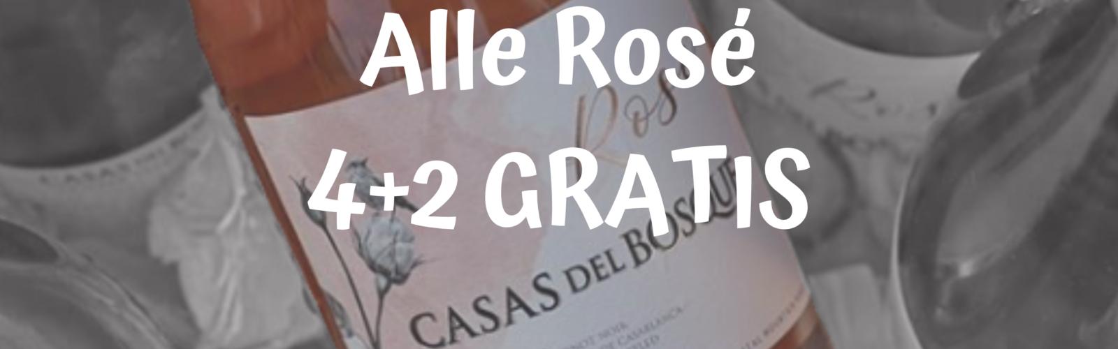 Alle Rosé 42 GRATIS 2